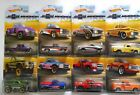 2018 Hot Wheels CHEVY TRUCKS 100 Years Walmart Exclusive COMPLETE 8 Car Set