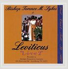 Bishop Terence M. Sykes & Leviticus - Just Can't Tell It All! --- (CD Used Good)