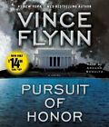 Vince Flynn - Pursuit Of Honor: A Thriller (CD Used Good)