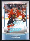 Jonathan Toews Cards, Rookie Cards Checklist, Autographed Memorabilia Guide 11