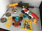 Vintage The Real Ghostbusters Joblot Haunted Vehicles Air Sickness Etc Kenner