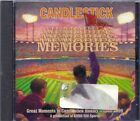 CANDLESTICK MEMORIES Great Moments in Candlestick History NEW CD SF Giants KNBR