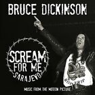 Bruce Dickinson  - Scream for me Sarajevo - New CD