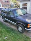 1997 GMC Yukon none 1997 below $2000 dollars