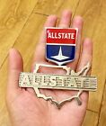 BADGE VESPA ALLSTATE EMBLEM VESPA ALLSTATE 1 PAIR CHROME