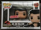 Funko Pop! Jurassic Park Dr. Ian Malcolm (Malcom) Wounded #552 Target Exclusive