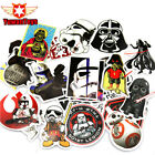 Hot 25Pcs/Set Skateboard Refrigerator Star wars Funny Stickers For Luggage Lapto