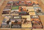 Lot of 14 William W Johnstone Paperback Western Books VG to NM Shape Lot 3