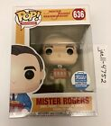 Mister Rogers Blue Sweater #636 - Funko Shop Exclusive POP! - Mr. Rogers