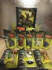 NEW Lot of 9 Figures plus horse in box from Planet of the Apes 2001,Tim Burton