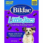 Snacks Bil-jac Little Jacs Small Dog Treat Chicken Liver 10 Oz (Pack Of 4) GIFT