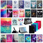 """Luxury 2018 Amazon Kindle Fire 7""""8""""10"""" Universal PU Leather Case Cover NEW"""