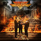Bonfire - Temple Of Lies 884860209427 (CD Used Like New)