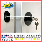 Fridge Lock Door Refrigerator Wine Kit Personal Freezer Office Kitchen Stronger