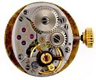 ZENITH 17 JEWEL LADIES WRISTWATCH MOVEMENT SPARES OR REPAIRS  C117