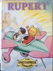 Rupert The Bear Children's VINTAGE Book The Daily Express Annual 1984 England