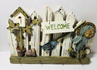 Welcome Fench Key holder decorative