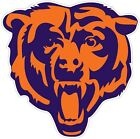 Chicago Bears Logo NFL Color Vinyl Decal Sticker Sizes Free Shipping
