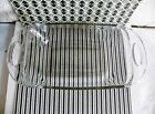 ANCHOR HOCKING Clear Glass Loaf Pan Baking Dish 1.5 QT 5