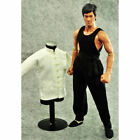 ZYTOYS 1 6 Scale Bruce Lee Kungfu Clothes Set Fit for 12 Action Figure
