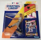 1992 Dave Justice Atlanta Braves Starting Lineup Sealed with poster NMT+