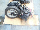 150CC GY6 Scooter Engine Motor 150 CVT Auto with Carburator and rear wheel