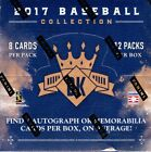 2017 Panini Donruss Diamond Kings Baseball Hobby 12 Pack Box (Factory Sealed)