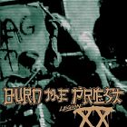 Burn The Priest legion: xx cd autographed