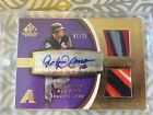 2004 SP GAME USED AUTO PATCH Roberto ALOMAR 01 25