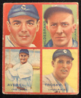 1935 Goudey Baseball Cards 25