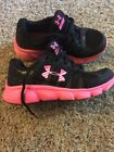 Girld Under Armour Sneakers Size 15