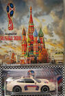Matchbox CUSTOM PORSCHE 911 GT3 2018 Russia World Cup Real Riders 1 10 Made