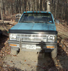 1992 Chevrolet S-10  1992 below $800 dollars