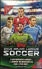 2016 Topps MLS Major League Soccer Factory Sealed Hobby Box