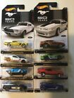 Hot Wheels Mustang 50 years set of 8 With Shipping Insurance