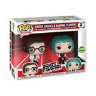2018 ECCC Funko Pop Scott Pilgrim Gideon and Ramona 2-Pack