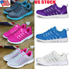 Womens Running Sneakers TrainersUltra Light Ladies Sports Athletic Tennis Shoes