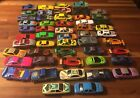 HUGE LOT OF VINTAGE MATCHBOX HOT WHEELS ETC CARS TRUCKS ETC