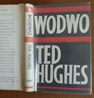 WODWO BY TED HUGHES SIGNED 1967 FIRST EDITION