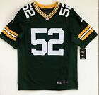 Clay Matthews Green Bay Packers Nike Elite Authentic On-Field Jersey 44 Large