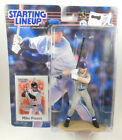 Starting Lineup 2000 Mike Piazza MLB Baseball Figure with Card
