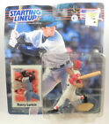 Starting Lineup 2000 Barry Larkin MLB Baseball Figure with Card