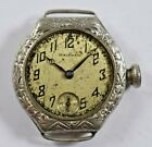 Vintage Waltham Sapphire 14K Gold Filled Wire Lugged Case Ladies Watch LOT#3