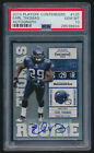 2010 Playoff Contenders Autograph #135 Earl Thomas RC AUTO Rookie Ticket PSA 10