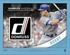 2018 Panini Donruss Baseball Hobby 24 Pack Box (Factory Sealed)