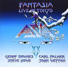 NEW ASIA-FANTASIA LIVE IN TOKYO COLLECTORS EDITION-JAPAN 2 HQCD DVD F/S