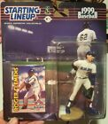 STARTING LINEUP 1999 AND 1997 MLB ROGER CLEMENS TORONTO BLUE JAYS MINT