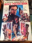 James Bond Official Movie Poster Book 17x11