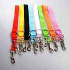 Double Head Polyester Dog Leashes Traction Rope Two Pets Walking Splitter Leash