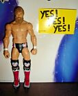 RARE DANIEL BRYAN FIGURE ELITE WWE MATTEL 2012 YES! YES! YES! SIGN WRESTLING NXT